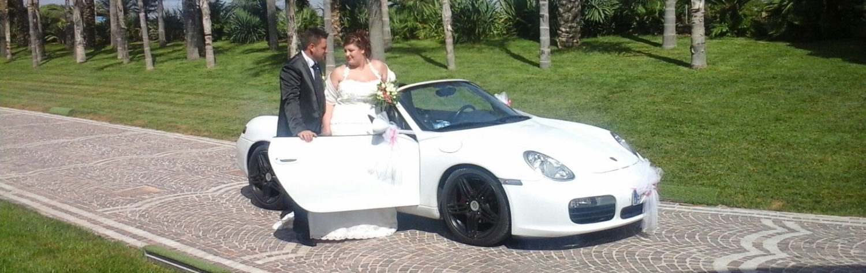 Noleggio Auto da Cerimonia